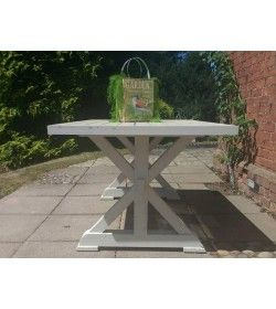 Retro Dining Table 160cm