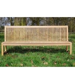 Royal 2m Armless Bench