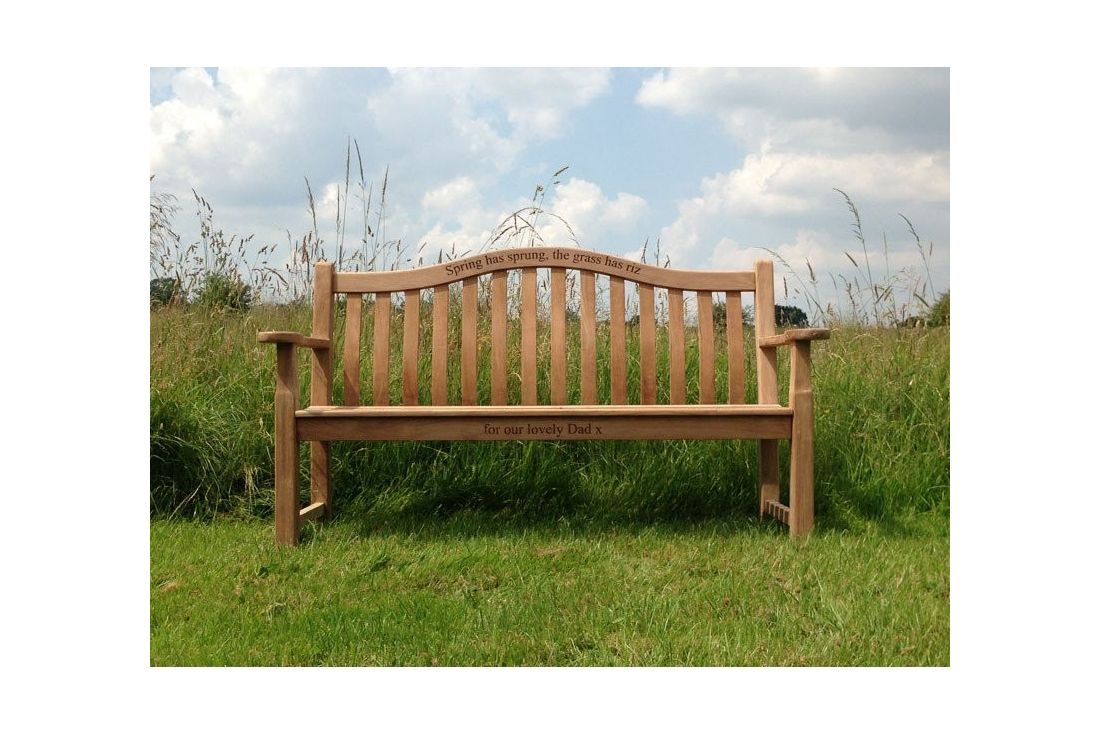 Turnberry 1.5m Bench