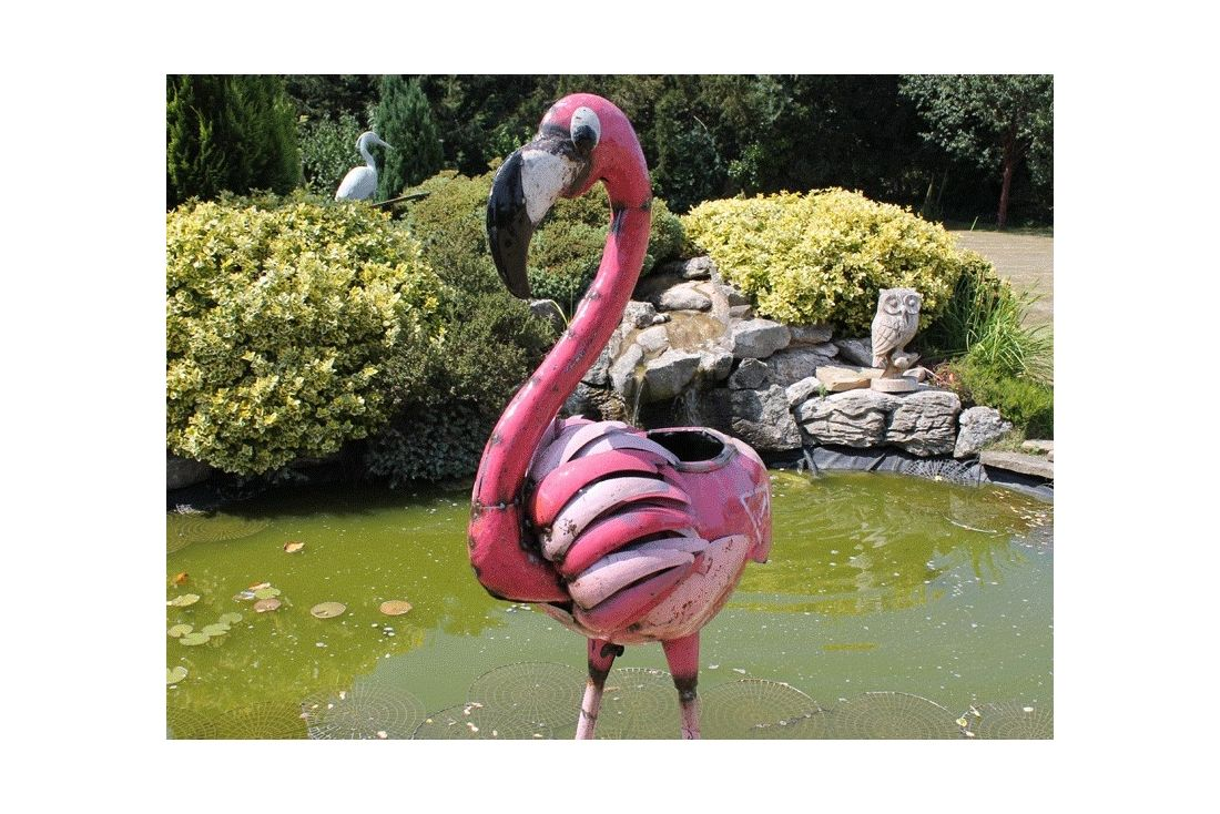Florence The Flamingo Beverage Tub