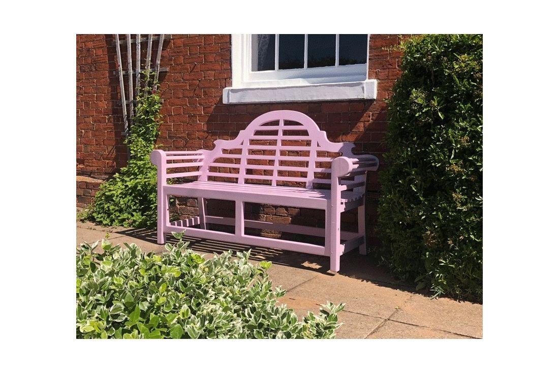 Painted Lutyens 1.8m Bench