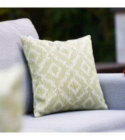 4 Scatter Cushions  Santorini Green