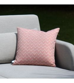 Scatter Cushions x 2 Polines Red