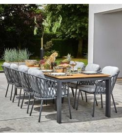 Nappa 8 Dining Set