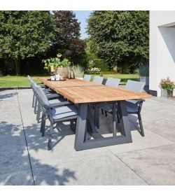 Ovada Nappa 8 Dining Set