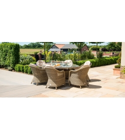 Winchester Heritage 6 Seat Fire Pit Oval