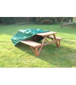 Garden furniture cover - Picnic table