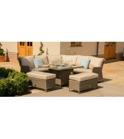 Winchester Royal Corner Fire pit