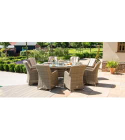 Winchester Venice 8 Seat Fire pit