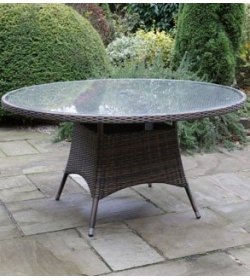 Rattan Melbourne 1200 Table