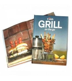 Cobb Recipe Book - Grill On The Go - NEW!