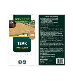 Golden Care - Teak Protector Honey Brown (5 Litre)