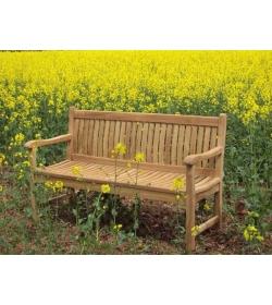Westminster garden bench 1.5m