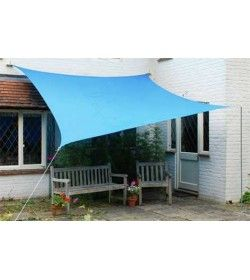 Shade Sail 5.4m Square WP