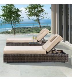 Rimini Sun Lounger Set