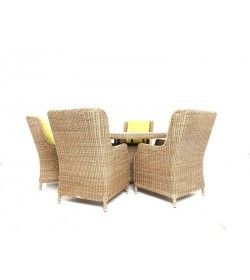 Willow 4 Chair Set