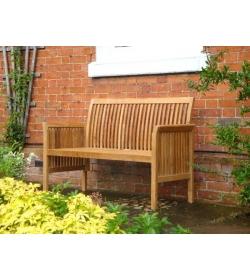 Paradise teak FSC bench 130cm