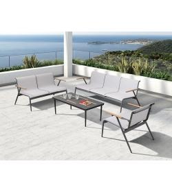 Milan 3 Seater Sofa