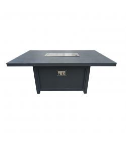Vogue Rectangular Firepit Table