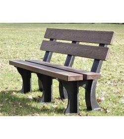 Eco park bench 1.5m