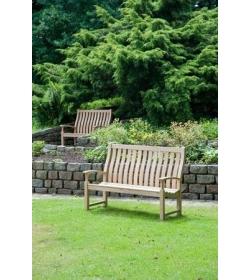 Santa Cruz 1.2m garden bench
