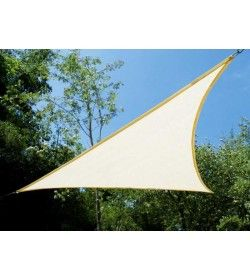 Shade Sail Lux 4.2mx4.2mx6.0m Right Angle Triangle