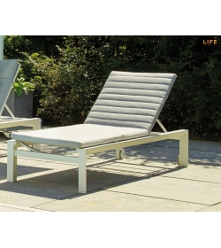 Delta X 2 Sunloungers Low