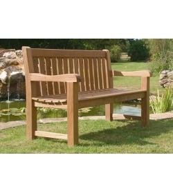 Britannia Teak Bench 150cm | FSC® Certified