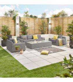 Luxor 3 Seater Sofa Set