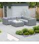 Toft Outdoor Corner Sofa Set