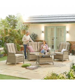 Oyster 2 Seater Sofa Set