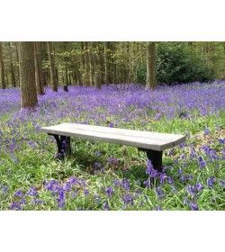 Eco 1.5m Backless Bench
