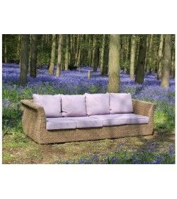 Montana 4 seater sofa - outdoor