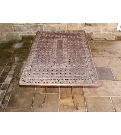 Casino Medium Rectangle table