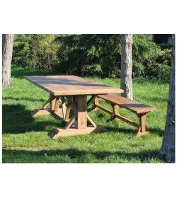 Valencia Dining Table 2m x 1.1m