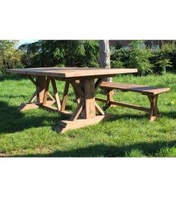 Valencia Dining Table 3m x 1.1m