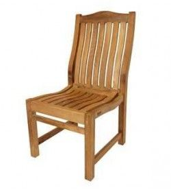 Malvern teak diner chair