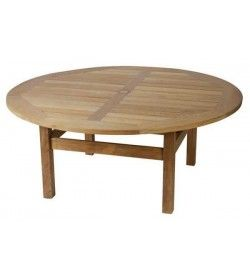 Chunky table - 210cm dia