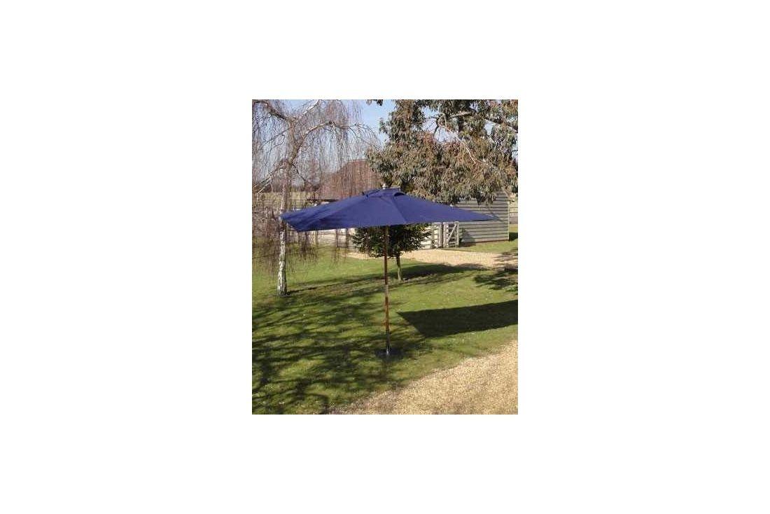 Emerald parasol - 300cm x 200cm Rectangle