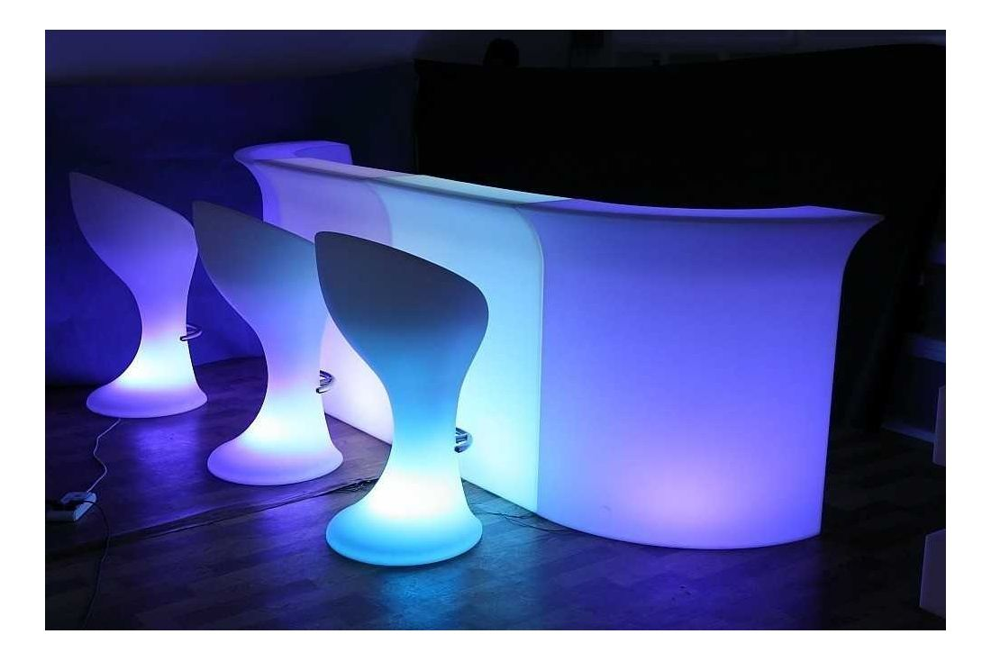 LED Bar Stool