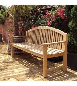 Henley 2m Bench