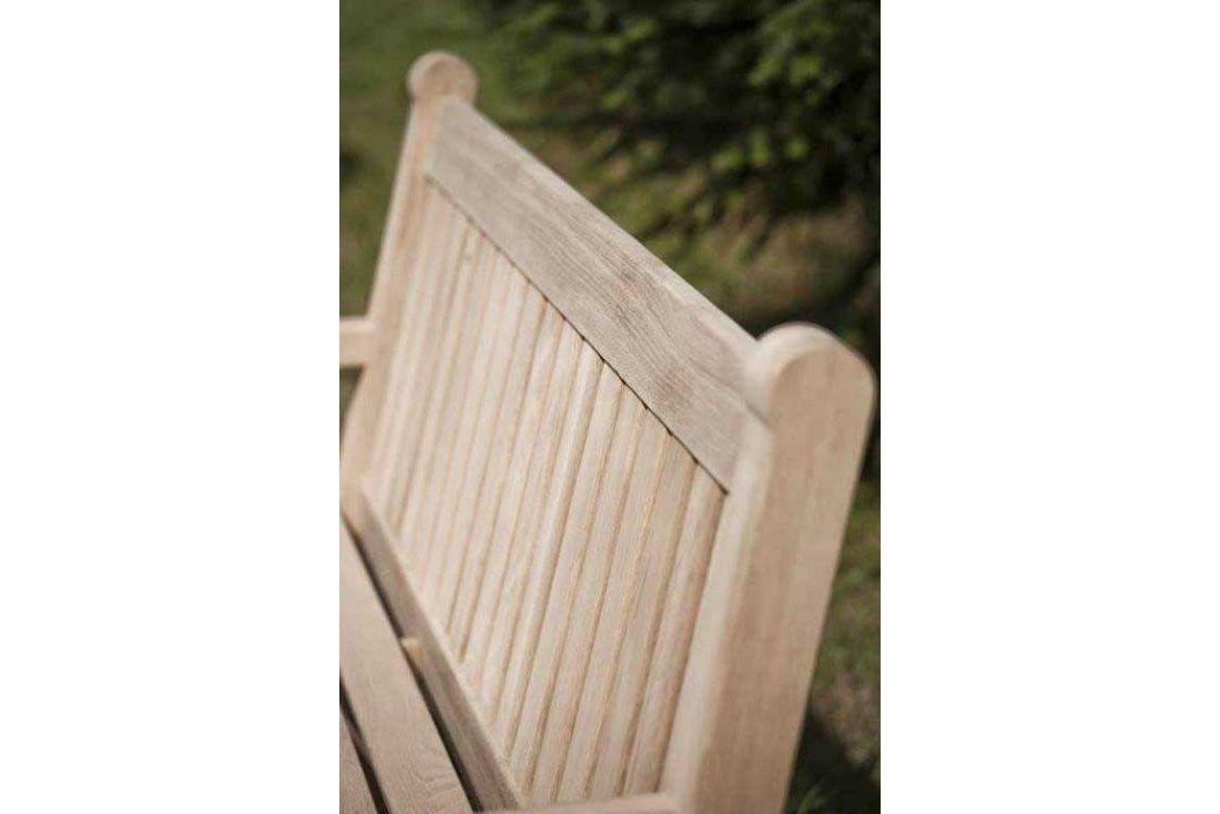 Hyde Park FSC Certified 2.4m Oak Bench