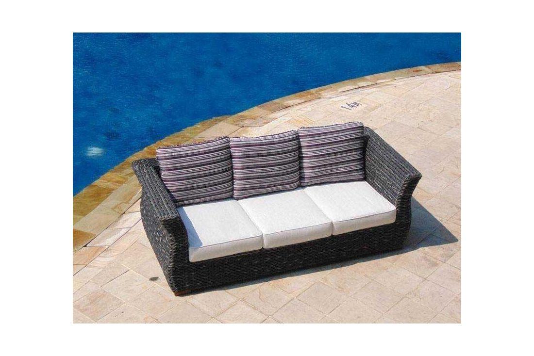 Midnight Montana 3 Seater Sofa