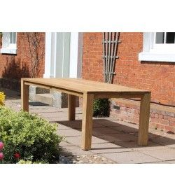 Mayfair 2.8m FSC Certified Teak Table