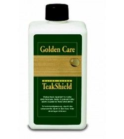 Golden care - Invisible woodshield