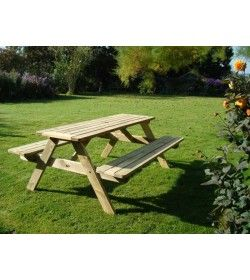 Sherwood FSC picnic table - 180cm