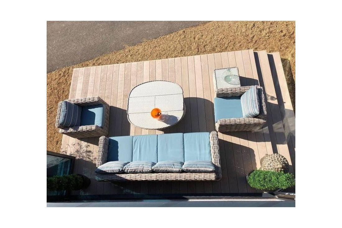 Fiji 4 Seater Sofa Suite