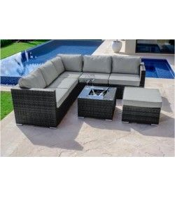 London Corner Sofa Set