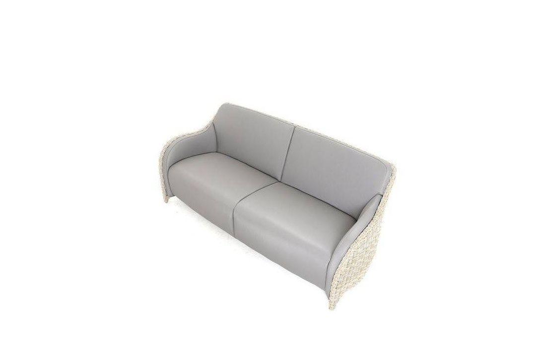 Luxor Living 3 Seater Sofa Meteor