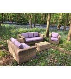 Montana sofa suite - outdoor